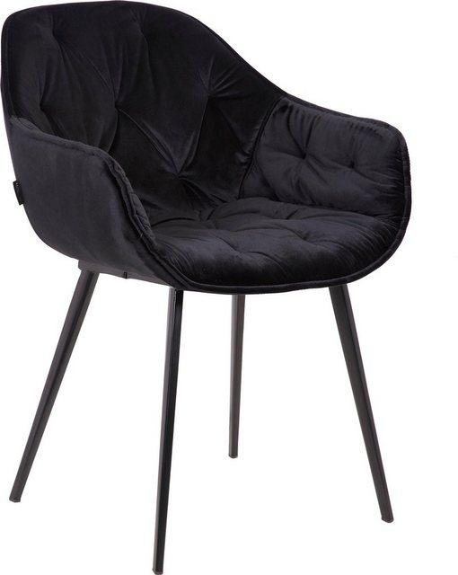 Stühle und Bänke - INOSIGN Esszimmerstuhl »Junko«, 2er Set in modernem Design  - Onlineshop OTTO