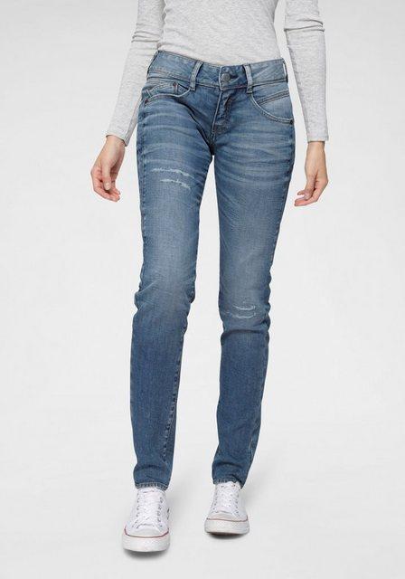Herrlicher Destroyed-Jeans »GILA SLIM« Deconstracted | Bekleidung > Jeans > Destroyed Jeans | Herrlicher
