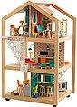 KidKraft® Puppenhaus »Stylish Mansion mit EZ Kraft Assembly™«, fahrbar; inklusive Möbel, Bild 2