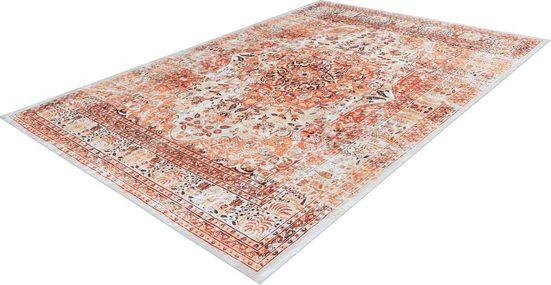 Teppich »Castor 5000«, calo-deluxe, rechteckig, Höhe 6 mm, Kurzflor