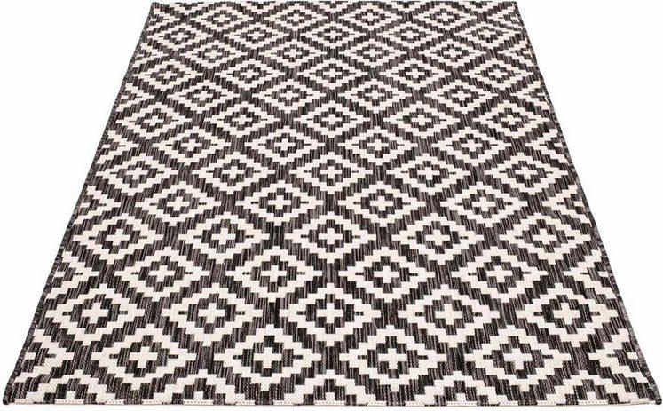 Teppich »Sun 642«, Carpet City, rechteckig, Höhe 5 mm, In- und Outdoor geeignet