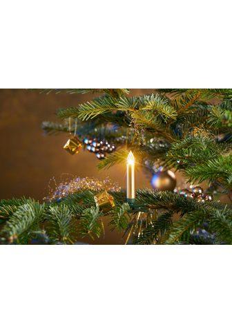 Kalėdinė LED žvakė 25 -flammig