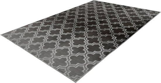 Teppich »Latemar 200«, calo-deluxe, rechteckig, Höhe 7 mm, Hoch- Tief Struktur