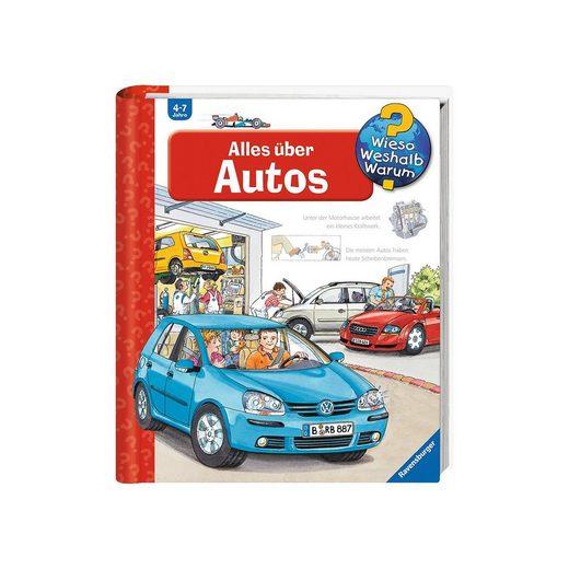 Ravensburger WWW Alles über Autos