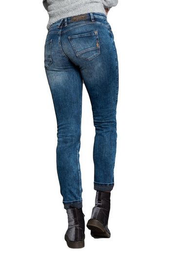 BLUE FIRE Jeans mit lässiger Waschung »Alexa«