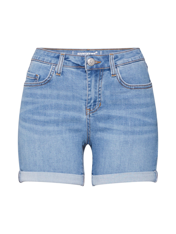 Online Kaufen Kaufen Soyaconcept »vicky« Online Jeansshorts Soyaconcept Jeansshorts »vicky« 45RjLA