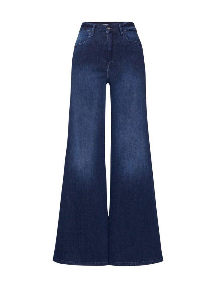 Ichi Weite Jeans »IVY NTI Dark Blue«   Bekleidung > Jeans > Weite Jeans   Blau   Ichi