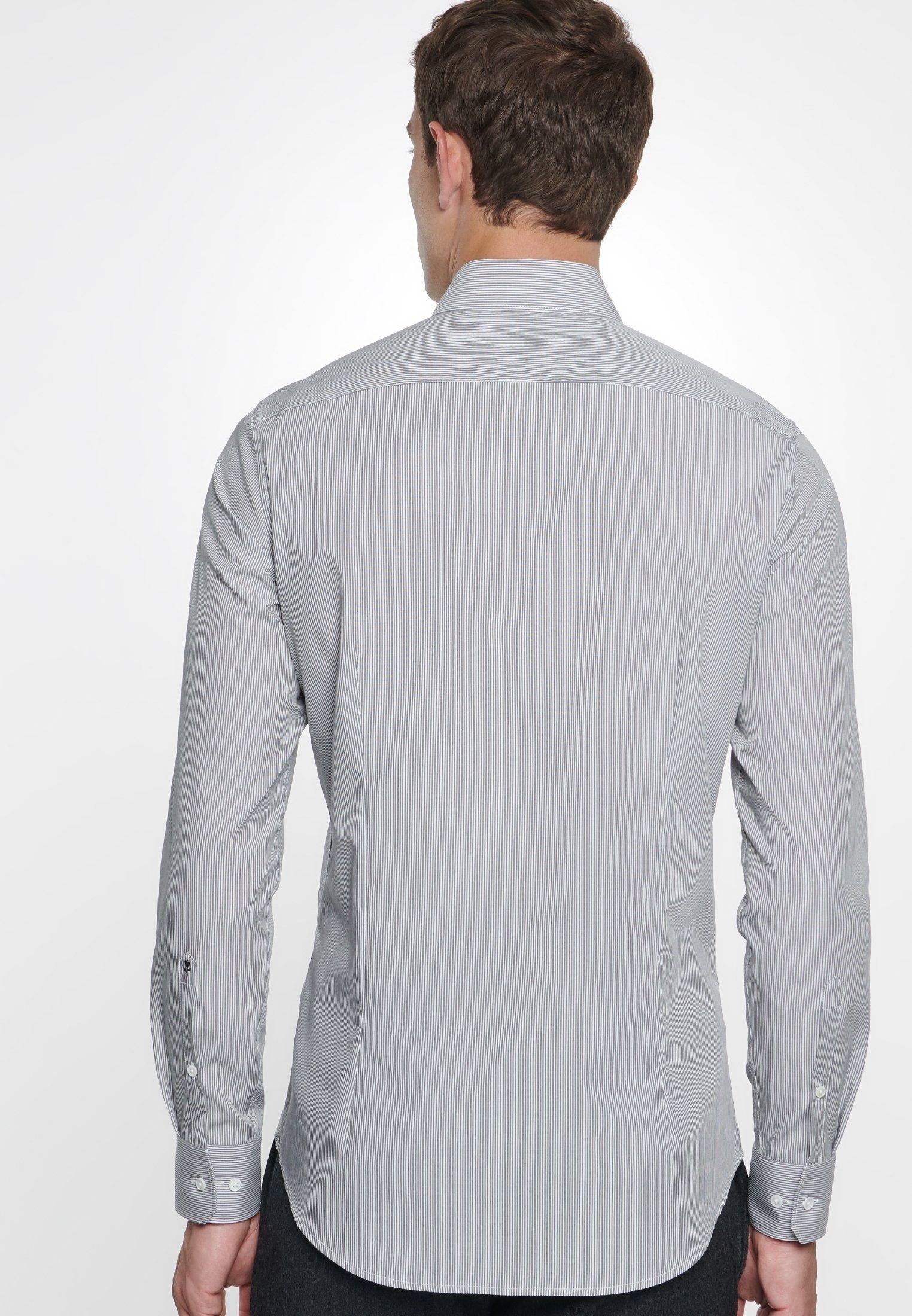 Businesshemd »slim« Kentkragen Kaufen Langarm Seidensticker Online Slim Streifen oErdeWCxBQ
