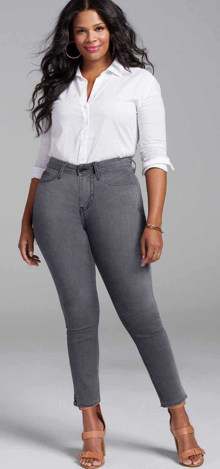 NYDJ Slim-fit-Jeans »in Curves 360 Denim« Shape Slim