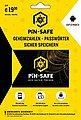 PIN-SAFE Speicherkarte »PIN-Safe Karte NFC offline Daten-Tresor«, Bild 2