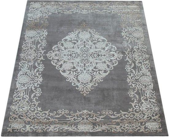 Teppich »Theresa 020«, Paco Home, rechteckig, Höhe 16 mm, Kurzflor, Orient-Optik, Vintage Design, Wohnzimmer