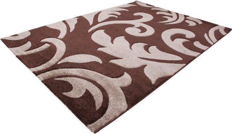 Teppich »Savanna 420«, calo-deluxe, rechteckig, Höhe 15 mm, Kurzflor