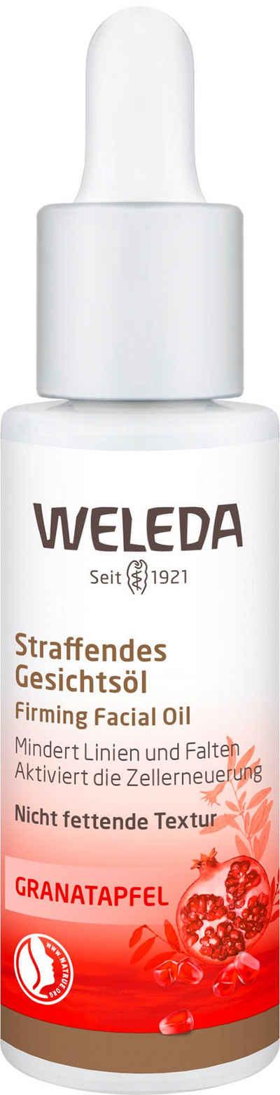WELEDA Gesichtsöl »Granatapfel«