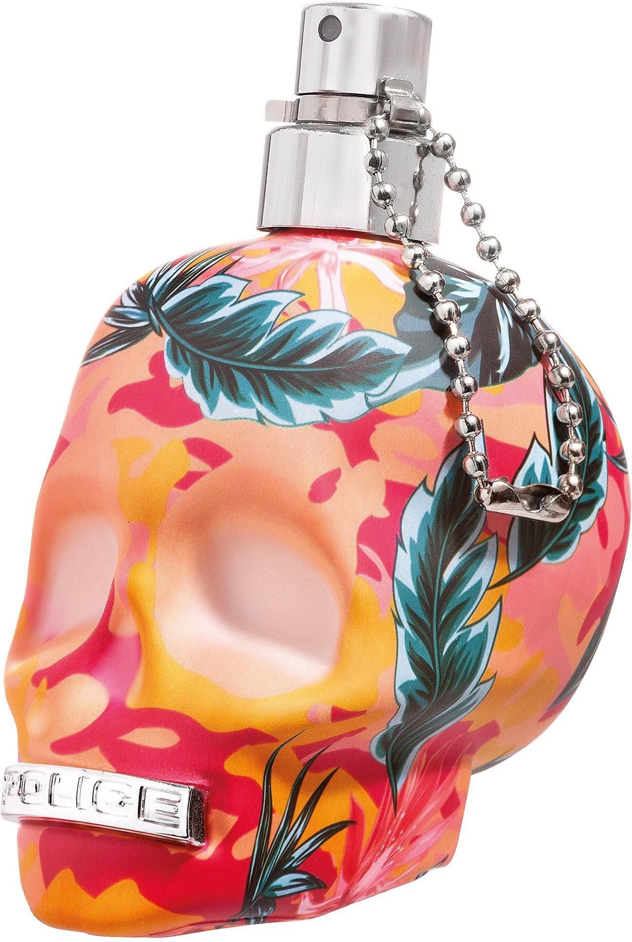 Police Eau de Parfum »To Be Exotic Jungle for woman« online kaufen | OTTO