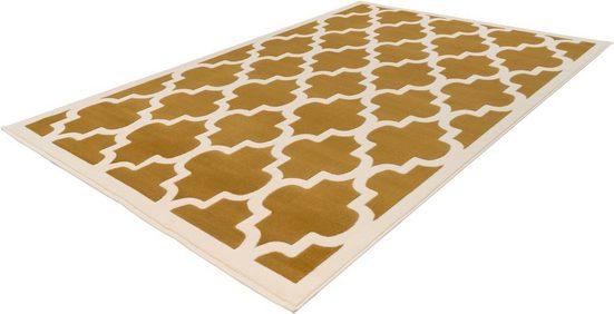 Teppich »Tocca 2066«, calo-deluxe, rechteckig, Höhe 10 mm, Konturenschnitt