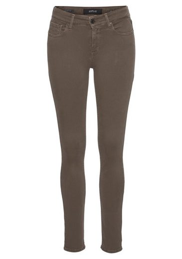 Replay Skinny-fit-Jeans »New Luz - Hyperflex« im 5-Pocket-Style