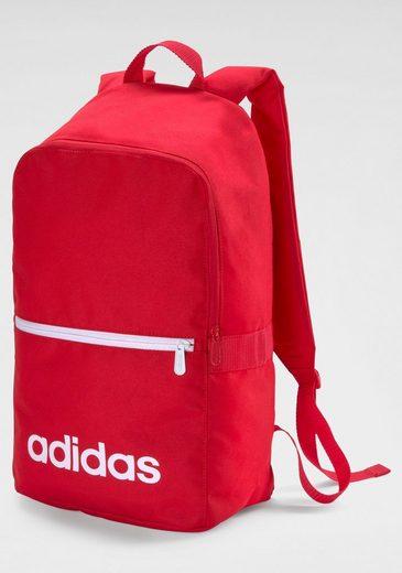 adidas Sportrucksack »LINEAR CLAS BAGPACK DAY«