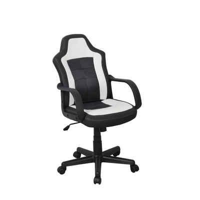 HTI-Line Chefsessel Racingstyle Tornado Bürostuhl Drehstuhl Schreibtischstuhl