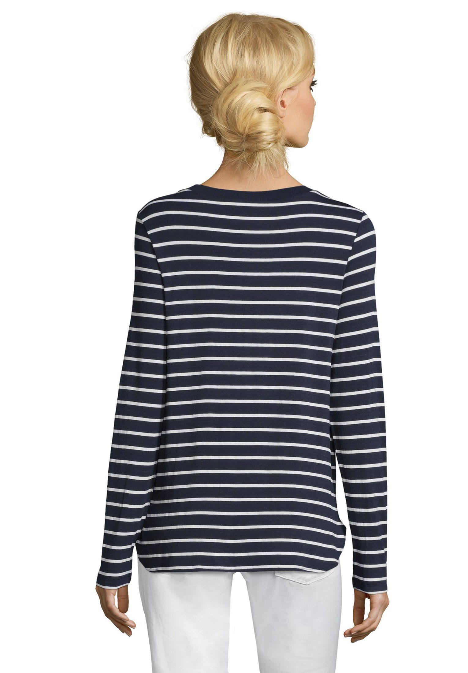 3 amp;co shirt Betty Online Mit Kaufen Casual 4 Arm WHYE29eDI