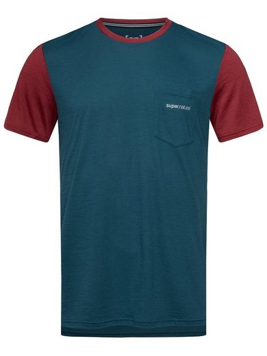 SUPER.NATURAL T-Shirt »M MOVEMENT TEE«