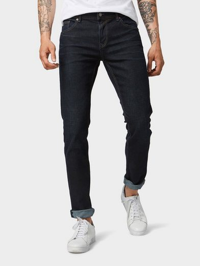 TOM TAILOR Denim Straight-Jeans »Aedan Straight Jeans«