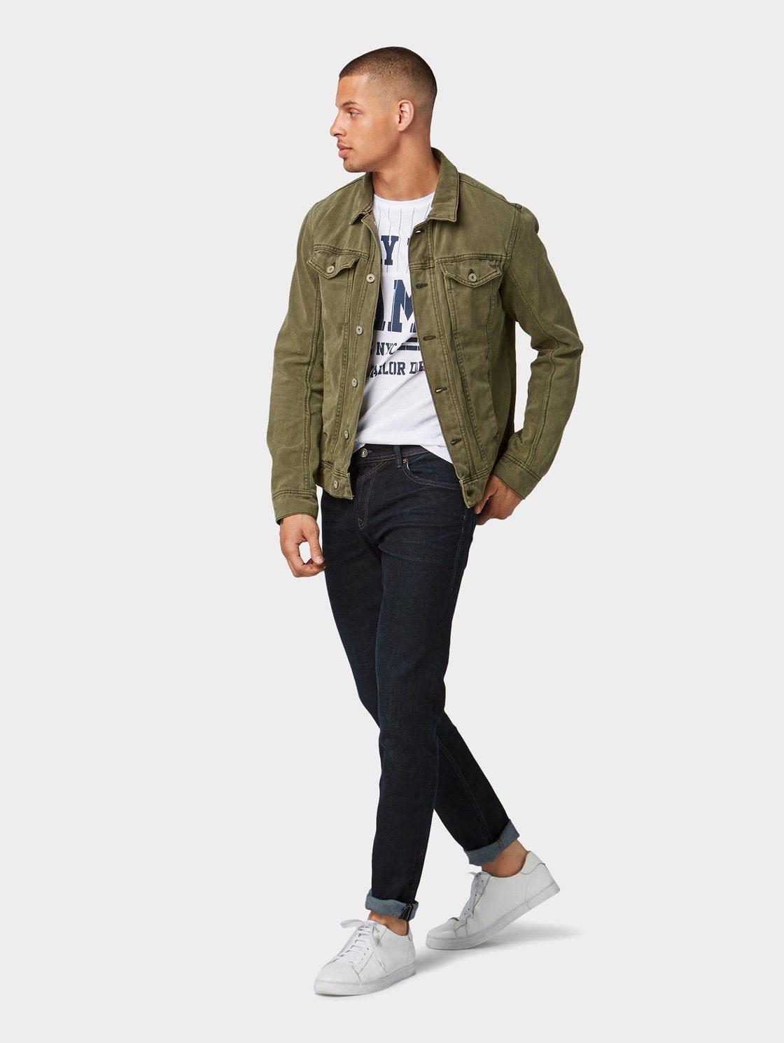 Straight Jeans« Denim Straight Tailor »aedan jeans Online Kaufen Tom jzVMpLGSqU