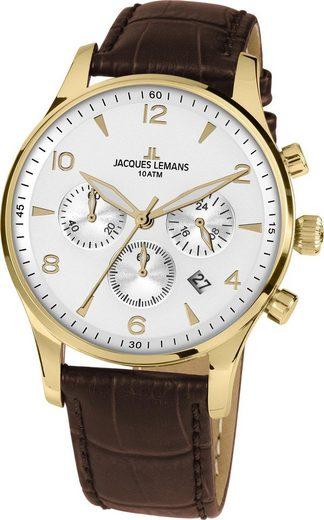 Jacques Lemans Chronograph »London, 1-1654.2ZD«