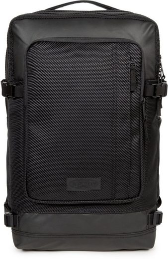 Eastpak Laptoprucksack »TECUM L, Cnnct Coat«, enthält recyceltes Material (Global Recycled Standard)