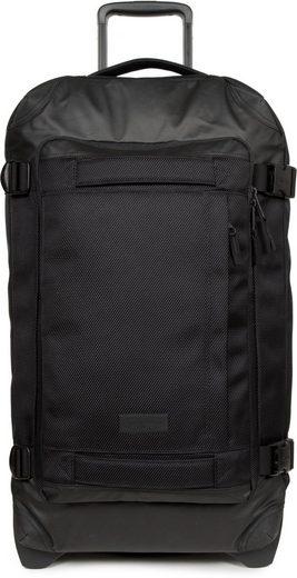 Eastpak Reisetasche »TRANVERZ L, Cnnct Coat«, mit 2 Rollen, enthält recyceltes Material (Global Recycled Standard)