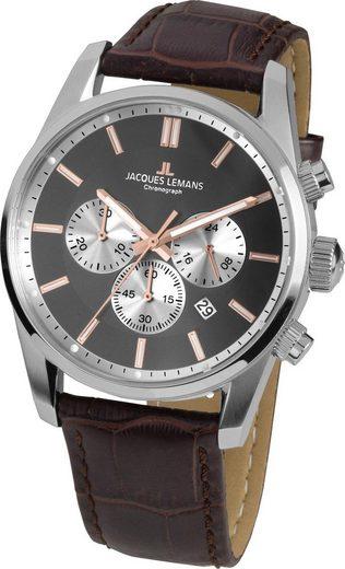 Jacques Lemans Chronograph »Jacques Lemans 42-6, 42-6C«