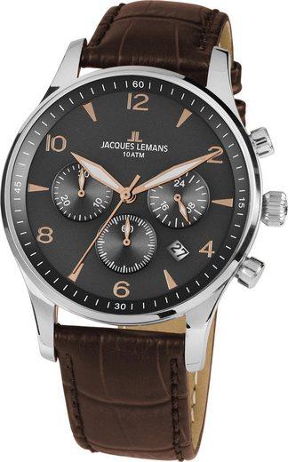 Jacques Lemans Chronograph »London, 1-1654ZK«