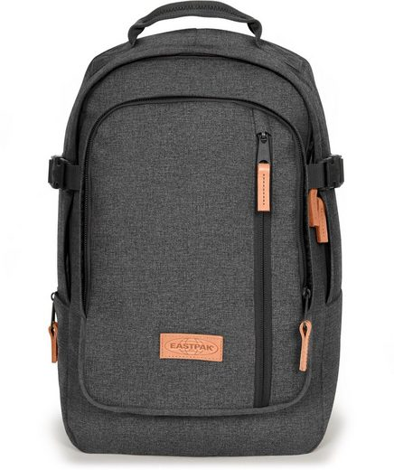 Eastpak Laptoprucksack »SMALLKER black denim«