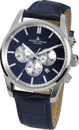 Jacques Lemans Chronograph »Jacques Lemans 42-6, 42-6B«