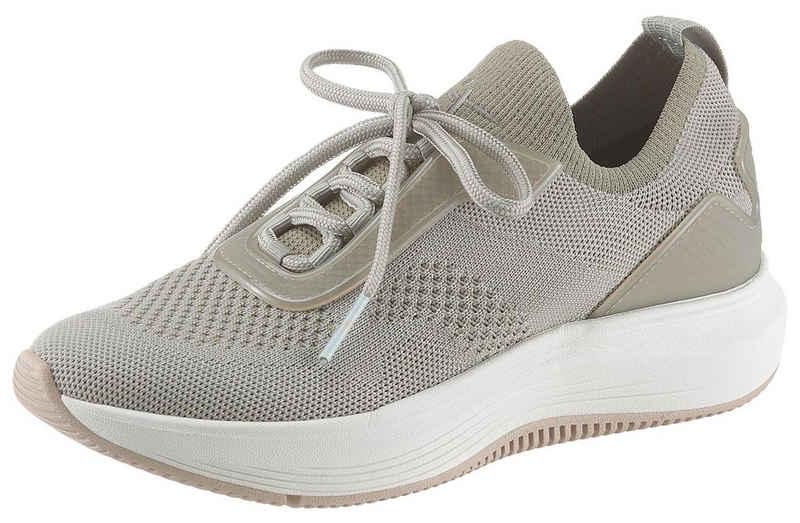 Tamaris »Fashletics« Slip-On Sneaker mit sockenähnlichen Schaft zum Schlupfen
