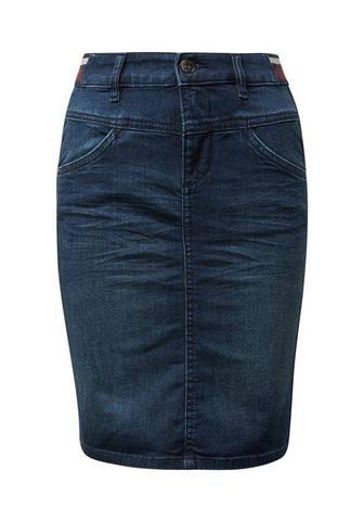 TOM TAILOR Džinsinis sijonas Džinsinis sijonas