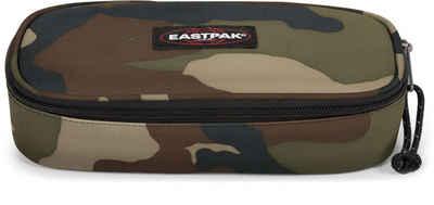 Eastpak Schreibgeräteetui »OVAL SINGLE, Camo«, enthält recyceltes Material (Global Recycled Standard)