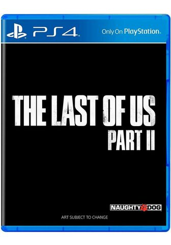PLAYSTATION 4 The Last of Us Part II