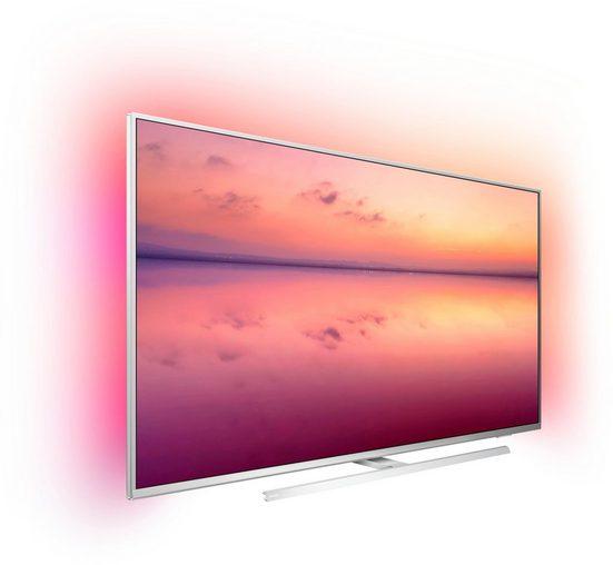 Philips 55PUS6804 LED-Fernseher (139 cm/55 Zoll, 4K Ultra HD, Smart-TV)