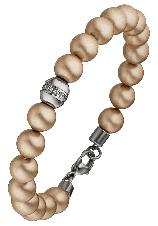 Jobo Elements Zirkonia Edelstahl Online Swarovski® Mit Und Kaufen Armband y8PNmnv0Ow