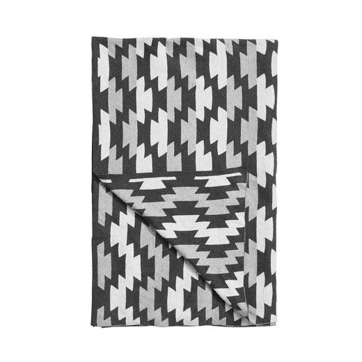 BUTLERS EASY ETHNO »Decke Ethnoprint 150x200 cm«