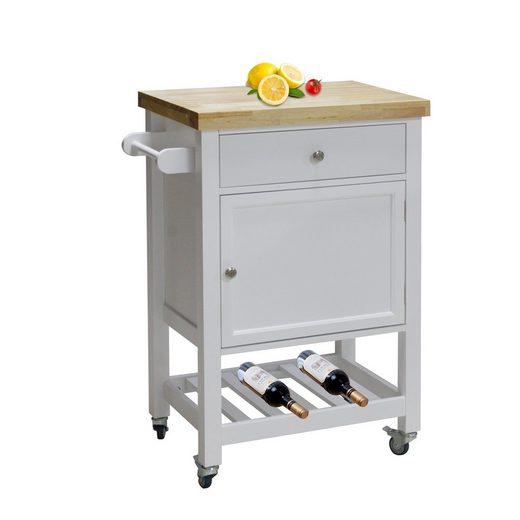 HTI-Line Küchenwagen Blanca M