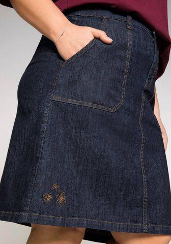 SHEEGO Юбка джинсовая