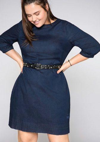 SHEEGO Džinsinė suknelė