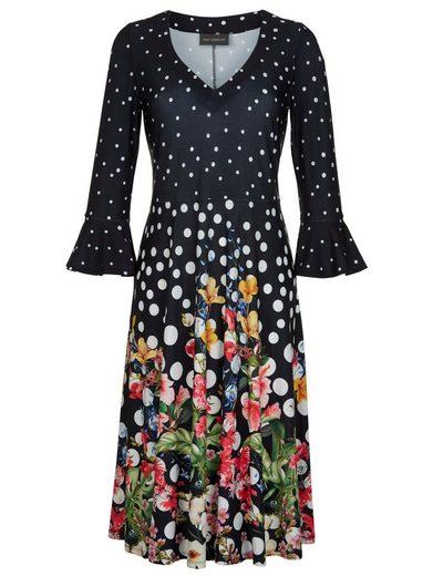 Amy Vermont Kleid mit modischem Druck