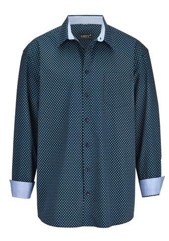 MEN PLUS BY HAPPY SIZE Marškiniai im Minimal-Design