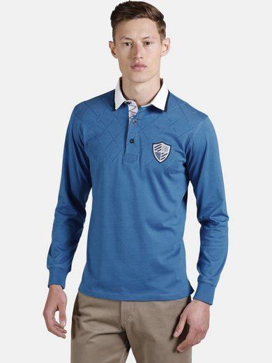Charles Colby Sweatshirt »DUKE CALLANHAN« mit aufwendigen Verzierungen
