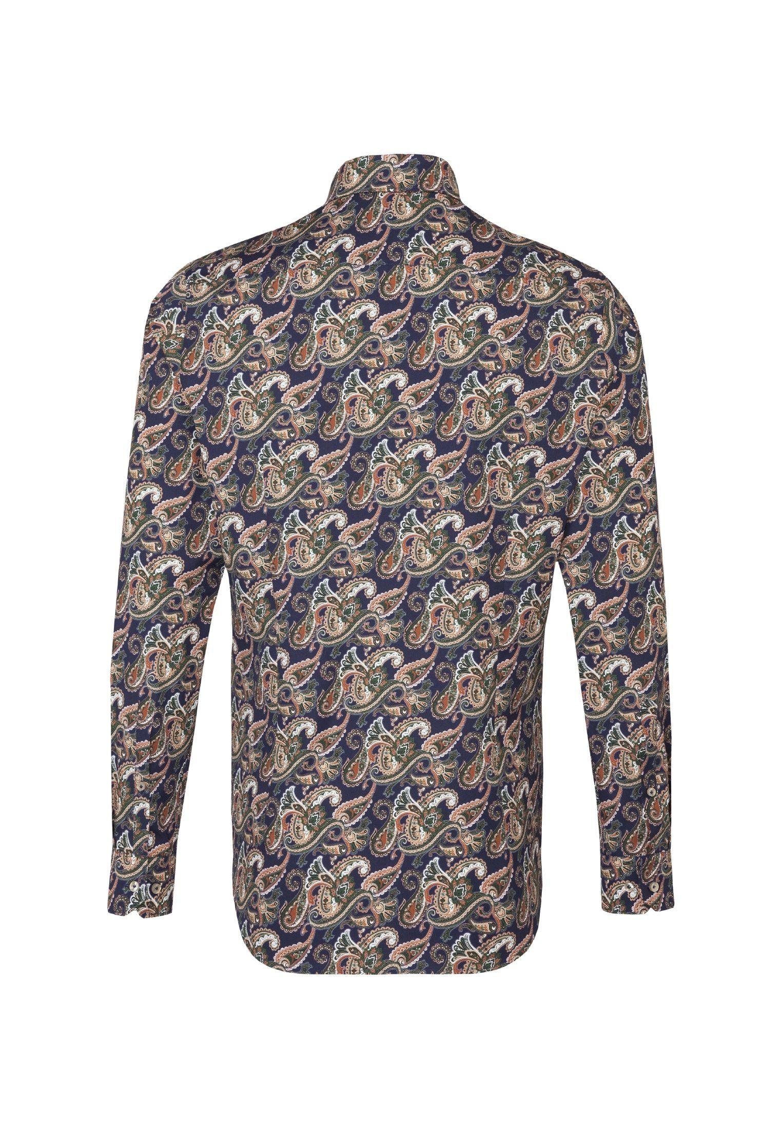 Print Businesshemd Kentkragen Slim Jacques Britt Kaufen Fit« »slim Online Fit Langarm y8OvmNn0w