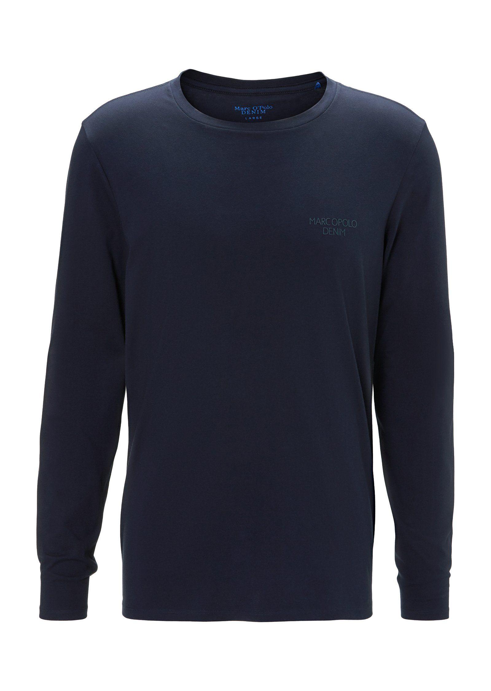 Denim Kaufen Marc Online O'polo Langarmshirt wP8nkNOXZ0