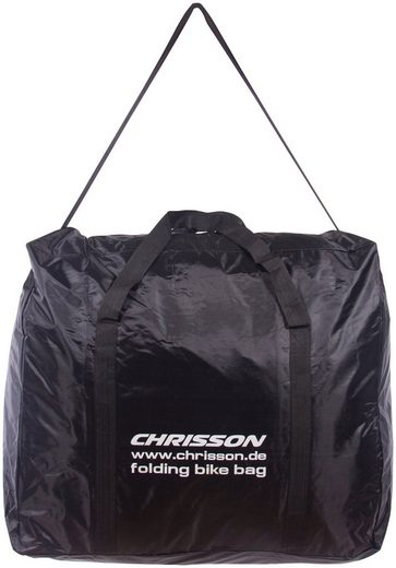 """CHRISSON Fahrradtasche Transporttasche für Klapprad 14 - 20"""""""