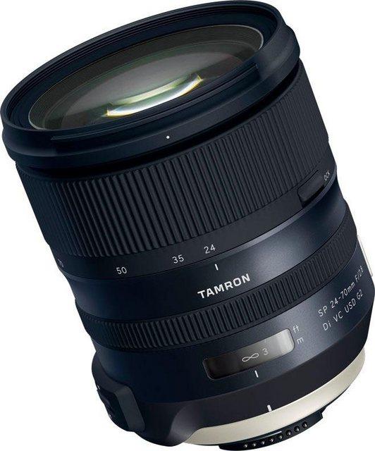 Objektive - Tamron »SP 24 70mm F 2.8 Di VC USD G2« Objektiv  - Onlineshop OTTO
